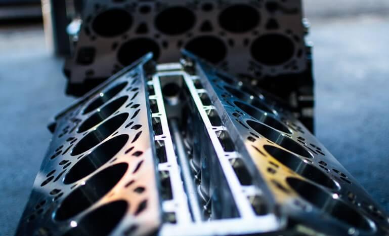 que es el bloque motor