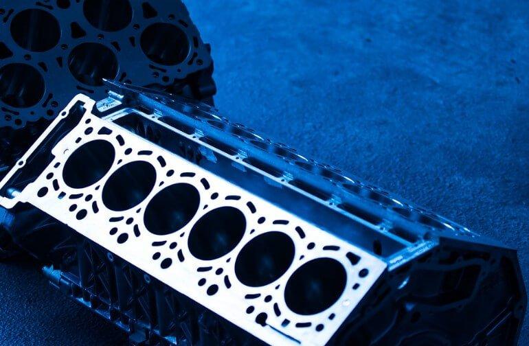 tipos de bloque motor