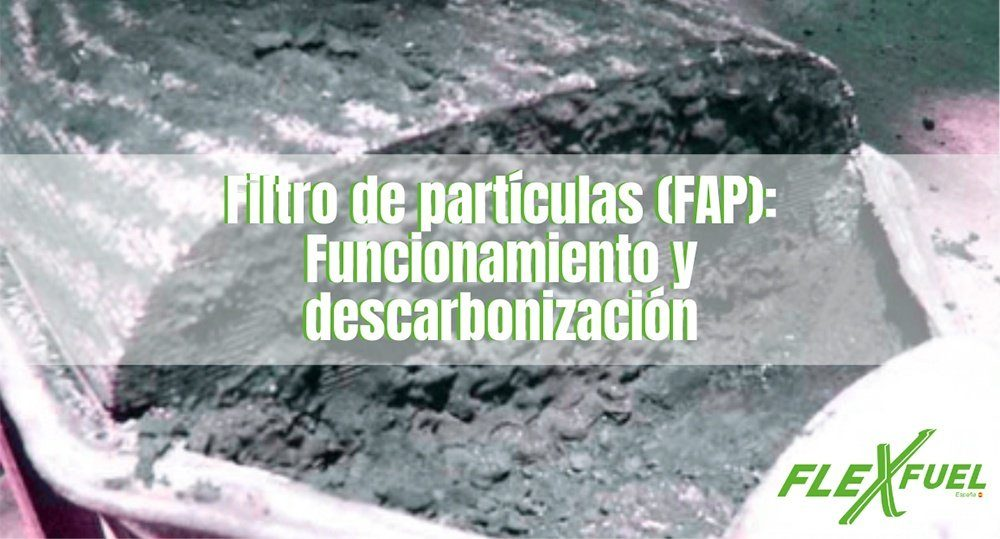 Filtro de particulas FAP Mantenimiento y Reemplazo · Flexfuel