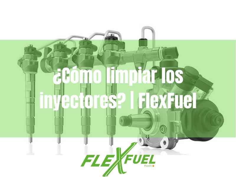Mecánica y limpieza de inyectores · Flexfuel
