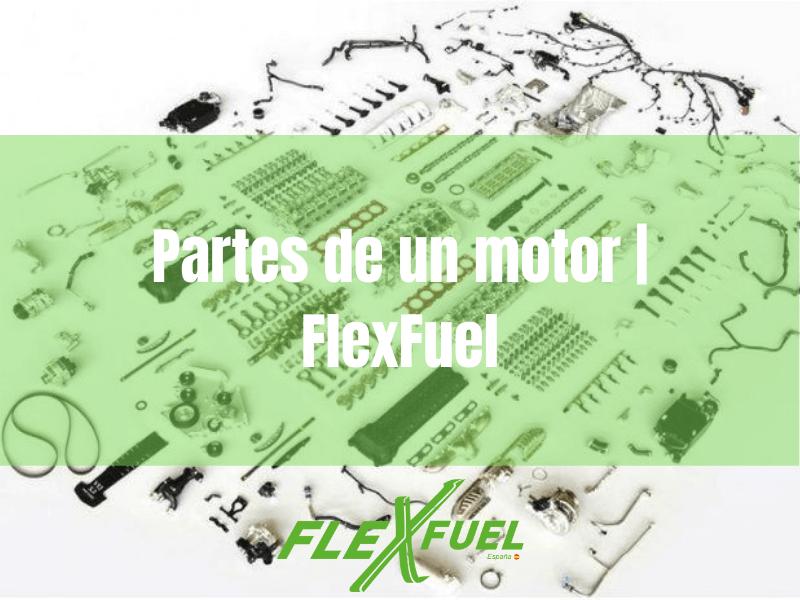 PARTES DEL MOTOR · Flexfuel