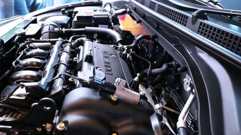 descarbonización motor Flexfuel