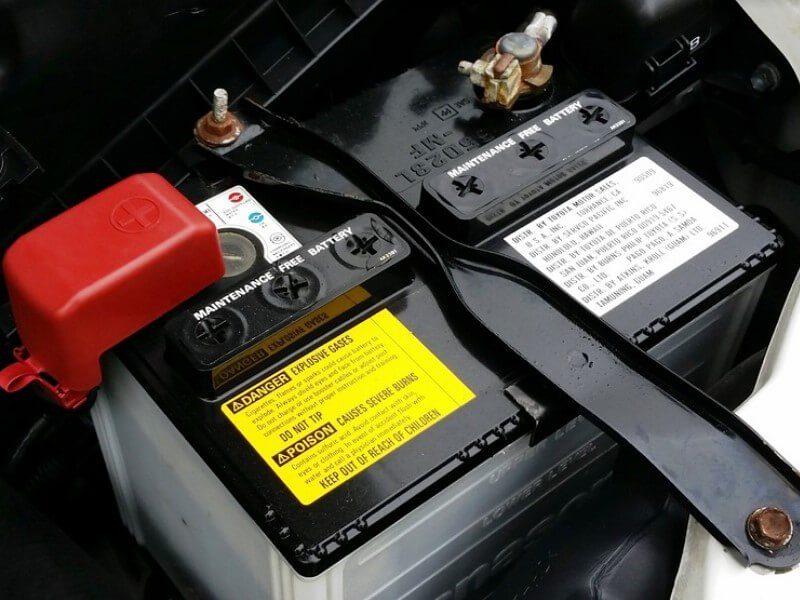 Como cargar la batería del coche