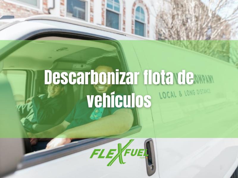 Descarbonizar tu flota de vehículos