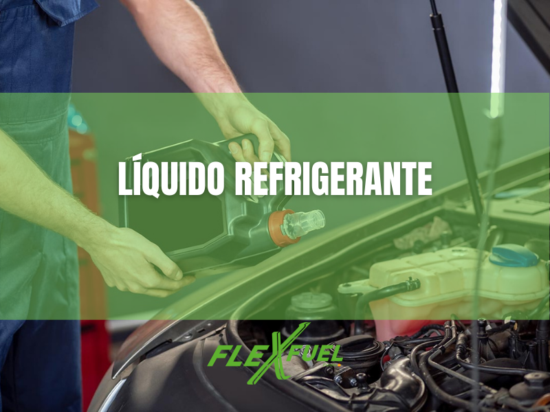 LÍQUIDO REFRIGERANTE COCHE